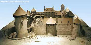 le chateau de dourdan