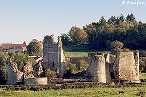 castle of lastours limousin region medieval castles french castle tourism. Black Bedroom Furniture Sets. Home Design Ideas
