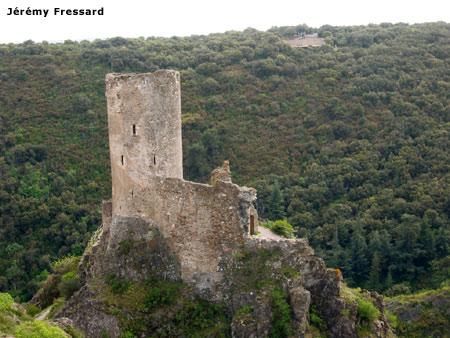 photos du chateau de lastours languedoc aude chateau fort. Black Bedroom Furniture Sets. Home Design Ideas