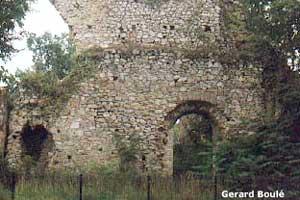 chateau de saint aubin du cormier region bretagne ruines castle chateau fort. Black Bedroom Furniture Sets. Home Design Ideas